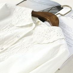 Ranche - Embroidered Shirt