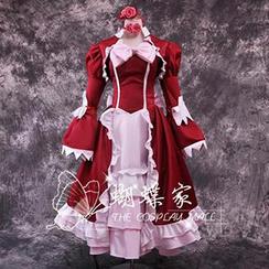 Coshome - Black Butler Elizabeth Midford Cosplay Costume