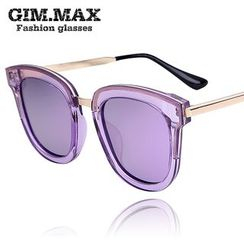 GIMMAX Glasses - 鏡面方形太陽眼鏡