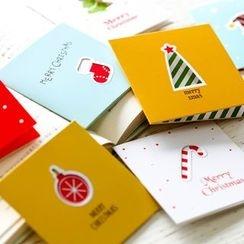 Homey House - Christmas Card