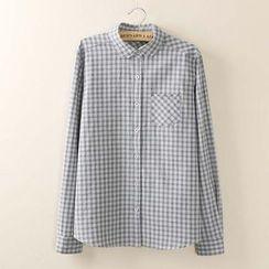 Tangi - 格纹衬衫