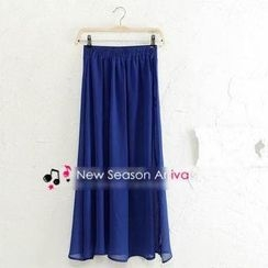 JVL - Chiffon Long Skirt