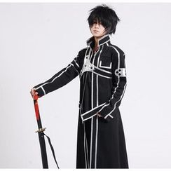 Comic Closet - Sword Art Online Kirito Cosplay Costume