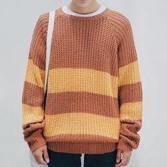Streetstar - Striped Sweater