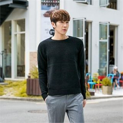 STYLEMAN - Round-Neck Sweater