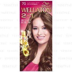 Wella - Wellation 2 + 1 Cream Hair Color (#4B)