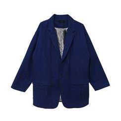 蔡先生 - 饰扣夹克