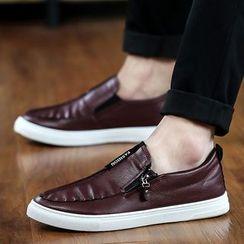 Easy Steps - Side Zip Slip-Ons