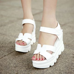 JY Shoes - Platform Sandals