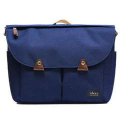 ideer - Travis   - Camera Bag -  Blueberry