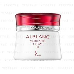 Sofina - Alblanc Medicated Cream IV