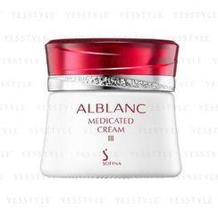 Sofina - ALBLANC 潤白美肌乳霜 IV