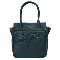 ans - Tie-Front Tote