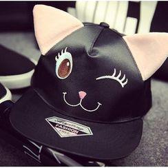 BYME - Cat Baseball Cap