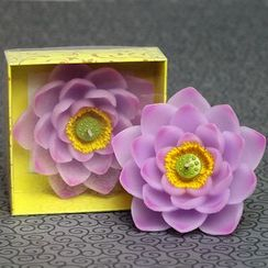 Mulin Arts & Crafts - Flower Candle