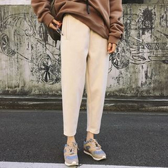 Melon Juice - Plain Tapered Pants