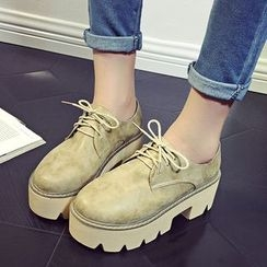 Lutin - Platform Loafers
