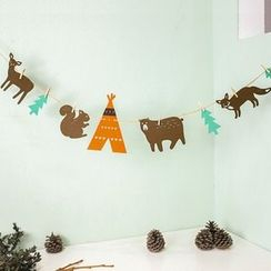 OH.LEELY - Animal Bunting