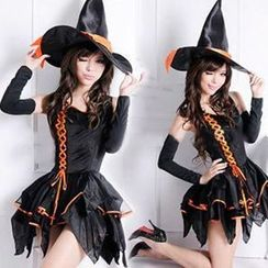 Whitsy - Witch Party Costume