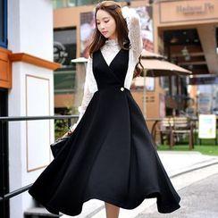 Dabuwawa - Sleeveless Dress