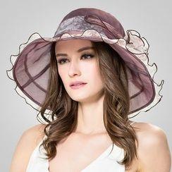 BADA - Layered Printed Sun Hat