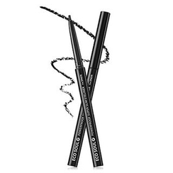 The Saem - Eco Soul Power Proof Super Slim Eyeliner (#BK01 Night Black)