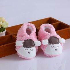 JIMIJIMI - 嬰兒綿羊鞋