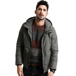Simwood - Hooded Down Jacket