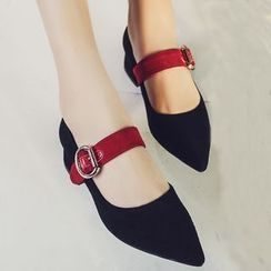 JY Shoes - Pointy Pumps