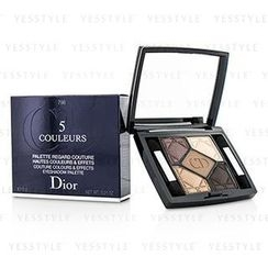 Christian Dior - 5 Couleurs Couture Colours and Effects Eyeshadow Palette (#796 Cuir Cannage)