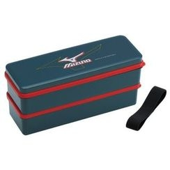 Skater - MIZUNO Seal Lid 2 Layer Lunch Box
