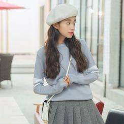Ashlee - Color Block Sweater