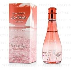 Davidoff - Cool Water Sea Rose Summer Seas Eau De Toilette Spray (Limited Edition)