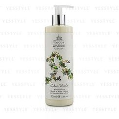 Woods Of Windsor - Cedar Woods Moisturizing Hand and Body Lotion