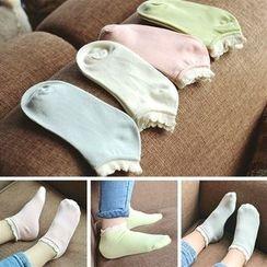Knit a Bit - Kids Paneled Socks