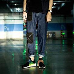 Mys Homme - Straight-Leg Jeans