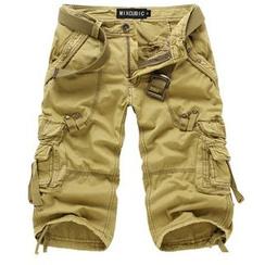 Hansel - Capri Cargo Shorts