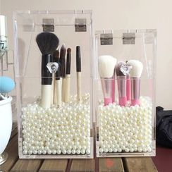 Rhea - Makeup Brush Desk Organizer