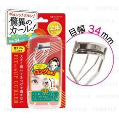 LUCKY TRENDY - Fit Up Eyelash Curler (34mm)