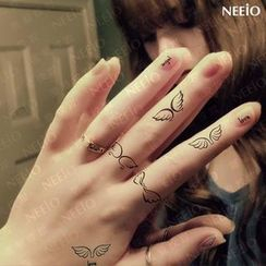 Neeio - Waterproof Temporary Tattoo (Wings)