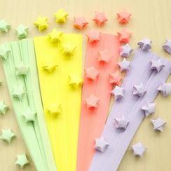Class 302 - Lucky Star Paper Strips