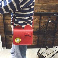Rosanna Bags - Bow Accent Crossbody Bag