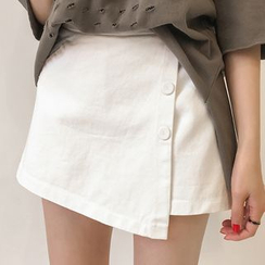 Little V - Asymmetric Skort
