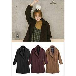 GOROKE - Drop-Shoulder Coat