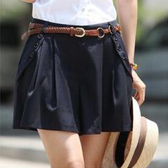 Zosia - Buttoned Culottes