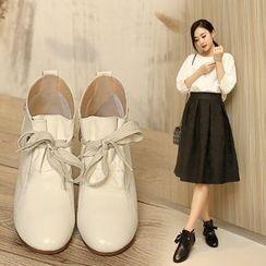佳美 - 前結帶及踝靴