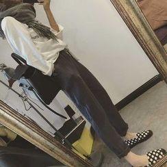 Bloombloom - Drawstring Pants