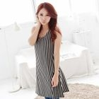Tokyo Fashion - Striped Tank Dress