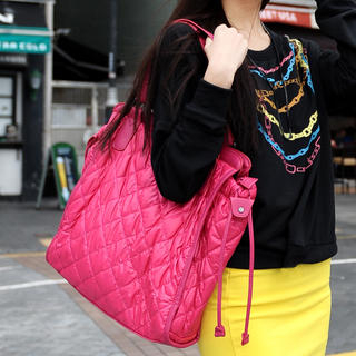 59 Seconds - Quilted Tote