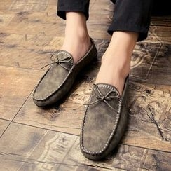 HANO - Bow Loafers